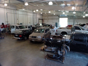 Cliff's Hi-Tech Auto Body - the auto body shop